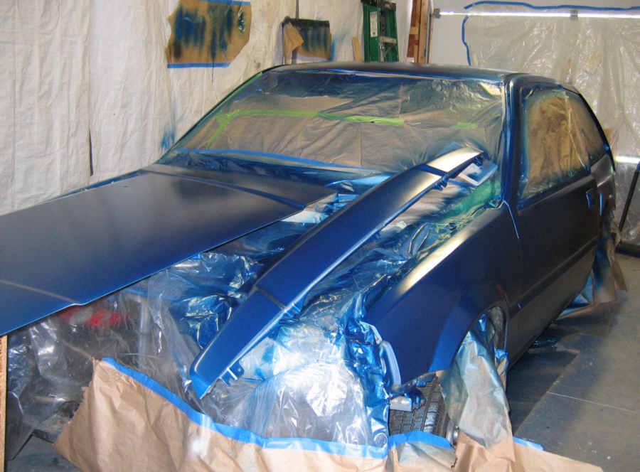 Car Paint Peel Off Base Coat