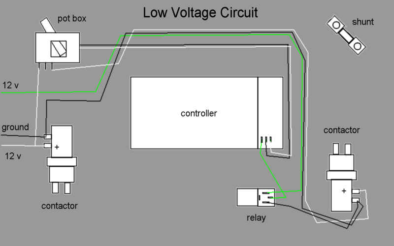 lowvoltage 12 volt circuit Basic Electrical Wiring Diagrams at edmiracle.co