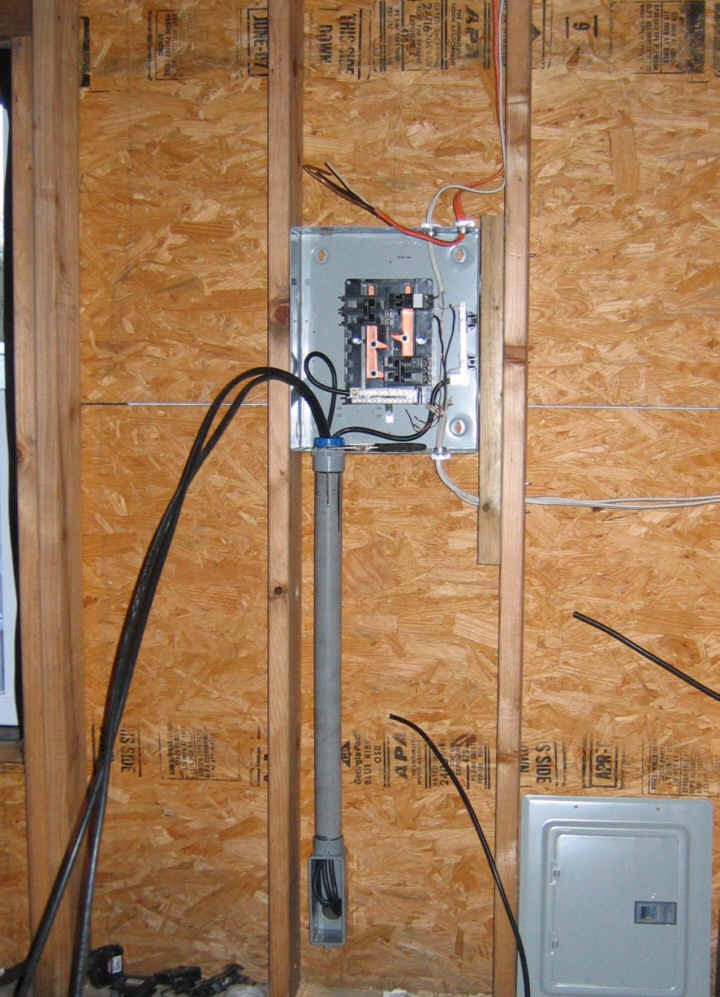 wiring a garage   15 wiring diagram images