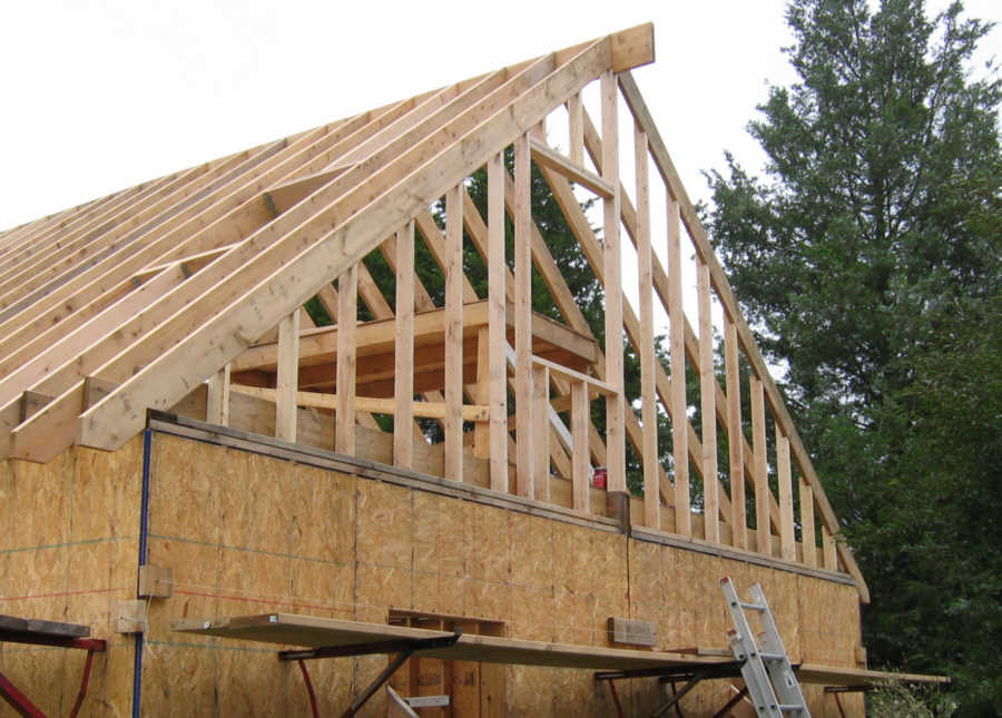 Roof Construction Roof Construction Gable End