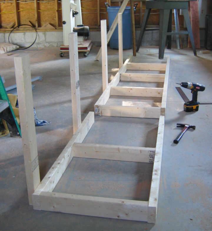 garage shelf plans wood garage storage shelf plans garage wall storage ...