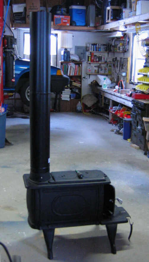 best wood stove for garage 1