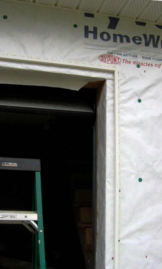 Vinyl Siding Around Garage Door Tcworks Org