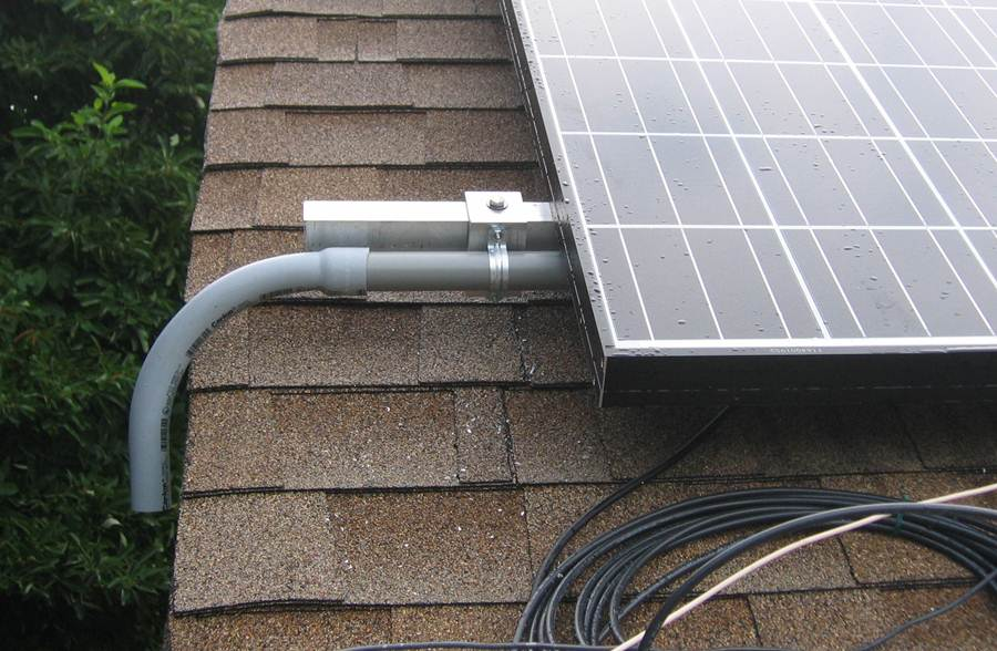 Installing Solar Panels Again
