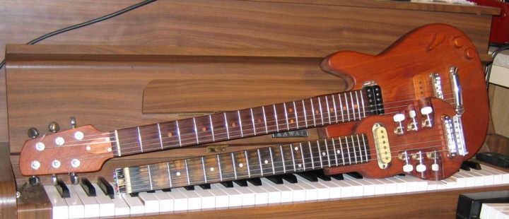 Travel Electric Guitar