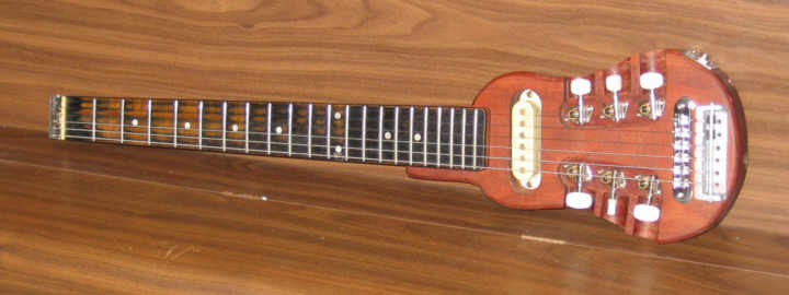Como construir una guitarra eléctrica!