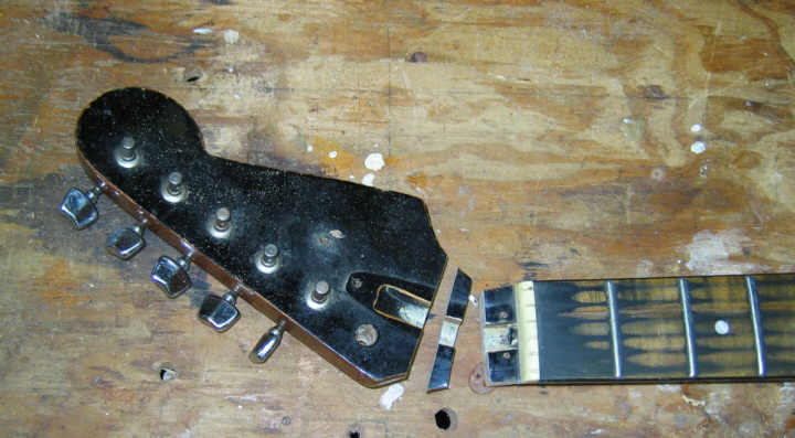 guitarra electrica viajera